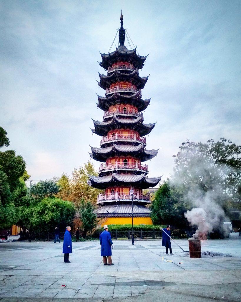 Lohnghua Tempel