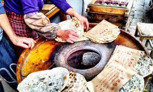 Chinesisches Fladenbrot