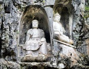 Feilai Feng grottoes
