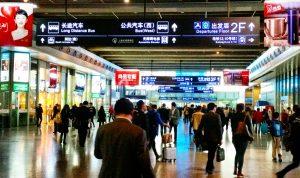 Railway Station Shanghai
