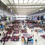 Fahrkartenkauf für Bus und Bahn in Shanghai