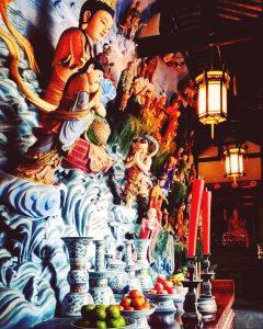 Tempel Suzhou
