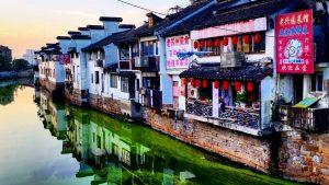 Suzhou Sunset