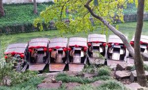 Suzhou boats